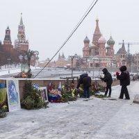Большой Москворецкий мост :: Любовь Бутакова