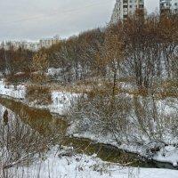 московский пейзаж 2016 :: megaden774
