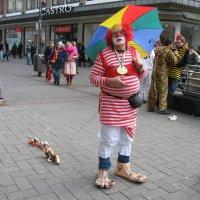 Грустный клоун. :: ВИКТОРИЯ Т