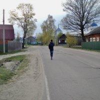 Пойдём пройдёмся по селу. :: Ольга Кривых