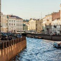 Набережная реки Мойки :: Валерий Смирнов