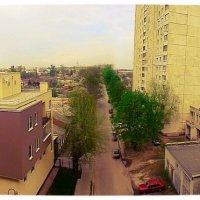 Панорама из окна на работе :: Александр Сальтевский