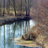 ранние весенние воды :: Александр Прокудин
