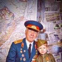 Спасибо Деду за Победу! :: Юлия Романенко