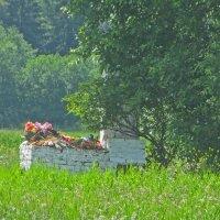 Мемориальный комплекс «Большое Заречье» :: alemigun