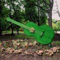 Зелёная гитара :: Людмила