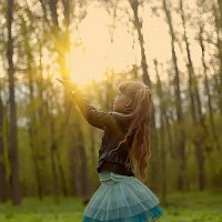 лесная фея :: Валерия Лобова