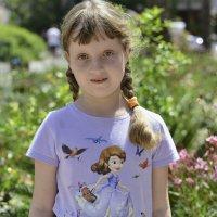 внучка :: Ефим Хашкес