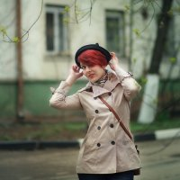 Катя :: Anna Lipatova