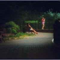 Роскошь летнего вечера :: Григорий Кучушев