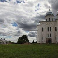 Великий Новгород. Юрьевский монастырь :: Наталья