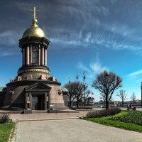 Троицкая площадь :: Valeriy Piterskiy