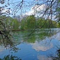 Лех весной. :: Galina Dzubina