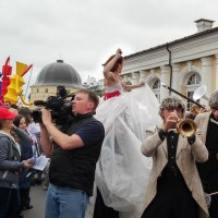 фестивальное шествие-6 :: Елена Байдакова