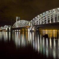 Финляндский мост :: Юрий Захаров