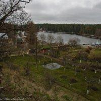Валаам.Вид от монастыря. :: Виктор Евстратов