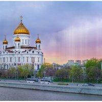 Панорама на Храм Христа Спасителя :: Tatiana