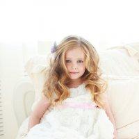 Маленькая принцесса :: Петр Соленков