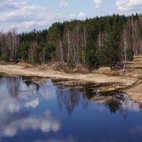 На берегу реки Юхоть. :: Ирина Нафаня