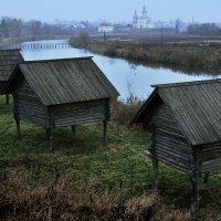 Амбары :: Дмитрий Близнюченко
