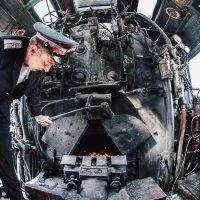Ретро-поезд :: Андрей Липов