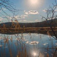Два солнца :: vladimir