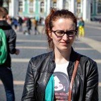На Дворцовой площади :: Юрий Тихонов