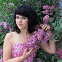 Спешите сохранить весну в памяти, красиво! :: Райская птица Бородина