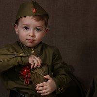 """""""Красной Армии боец"""" :: Oleg Akulinushkin"""