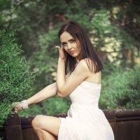 Натали в Панском саду.....пани ) :: Алеся Корнеевец