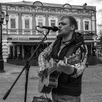 Гитарист :: Вадим Sidorov-Kassil