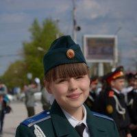 Кадетство :: Андрей + Ирина Степановы