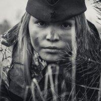 партизанка Лера :: Anna