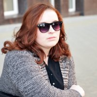 Серо-коричневое настроение :: Полина Потапова