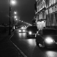дворцовая набережная :: Nikita S