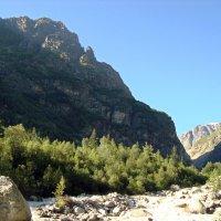 В горах Кавказа :: Ольга