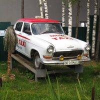ГАЗ - 21 :: Андрей Снегерёв