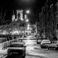 Зимняя ночь. :: dragonflight78.klimov
