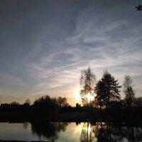 Белое солнце... :: Mariya laimite