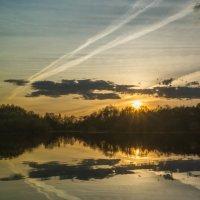 На закате :: Владимир Пименков