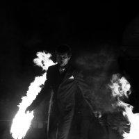 Повелитель огня :: Мистер Кастрюлька