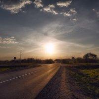 дорога к солнцу.. :: Дмитрий Булатов