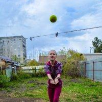 Ловлю мяч :: Света Кондрашова