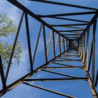 Лестница на небеса для грешников :: Виктор Гузеев