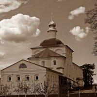 Свято-Успенский мужской монастырь :: Mavr -