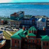 Виды Нижнего Новгорода... :: Дмитрий Перов