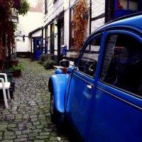 Старые улочки.. :: Эдвард Фогель