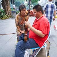 Singapur Азия (Музыкант) :: Вадим Вайс