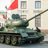 Легенда победы :: Валерий Смирнов