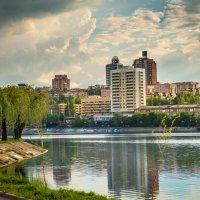 ДОНЕЦК.( река КАЛЬМИУС ) :: ОЛЕГ ПАНКОВ